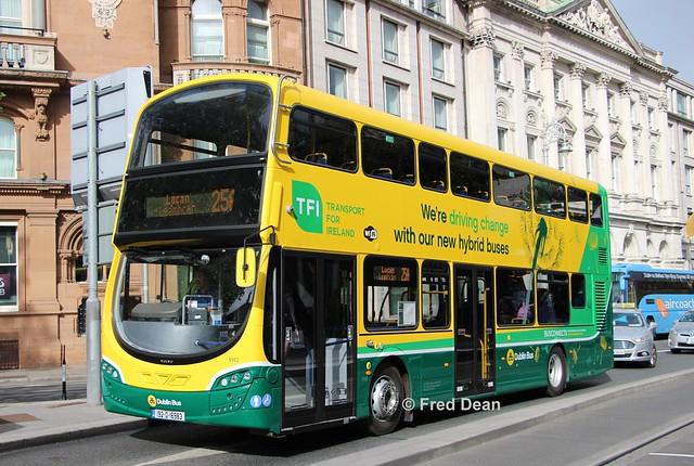 Dublin Bus VH3 (192D16983).