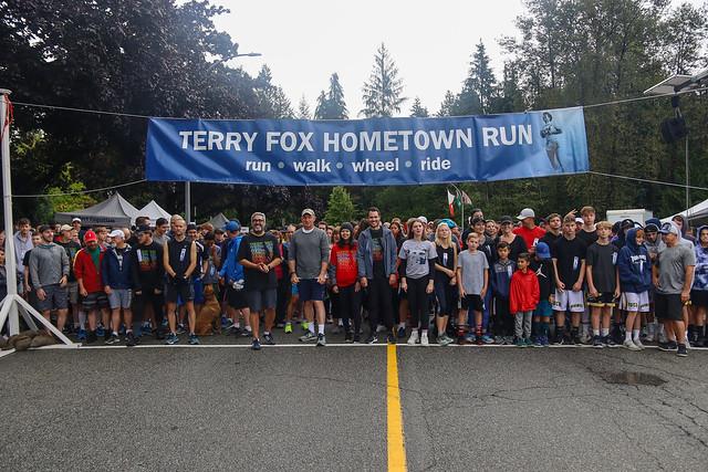 Terry Fox Run 2019