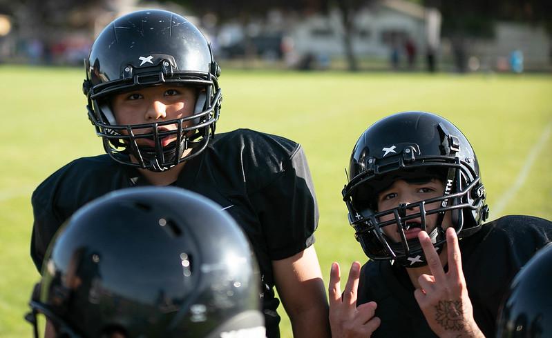 Woodburn Bulldogs 7th Grade Football 92519