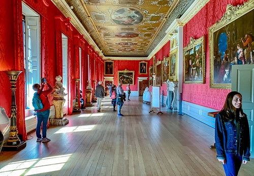 King's Gallery in Kensington Palace