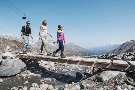 Dechberoucí letní dovolená v údolí Stubai