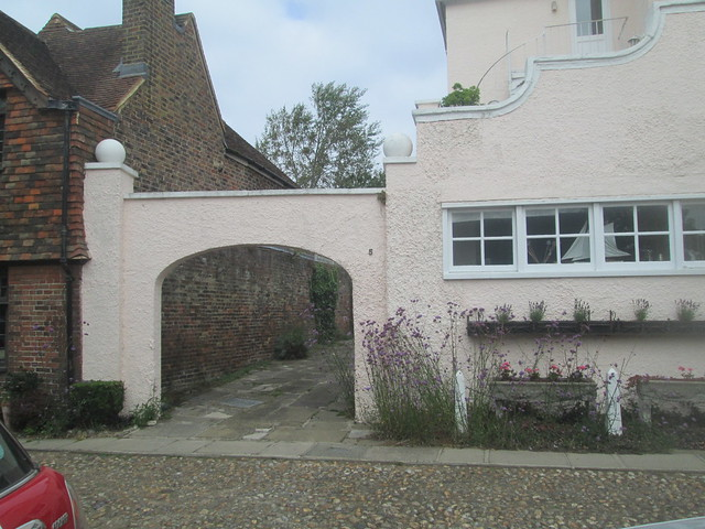 Mapp and Lucia's  House, Rye