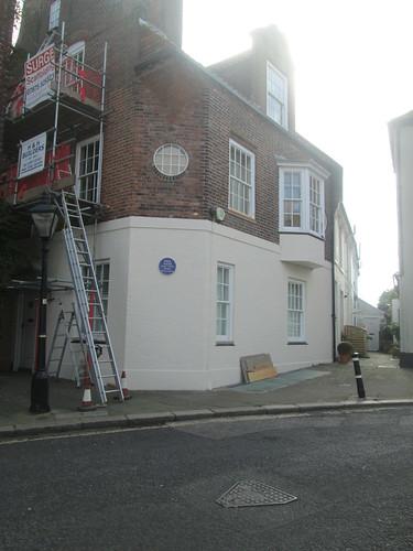 Paul Nash's House, Rye