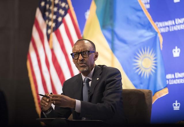 World Leaders Forum - Columbia University   New York, 26 September 2019