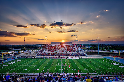 stadium high school sunset vista ridge john gupton sony a7iii band football friday night lights tx texas