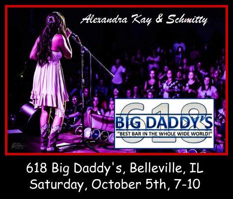 Alexandra Kay & Schmitty 10-5-19