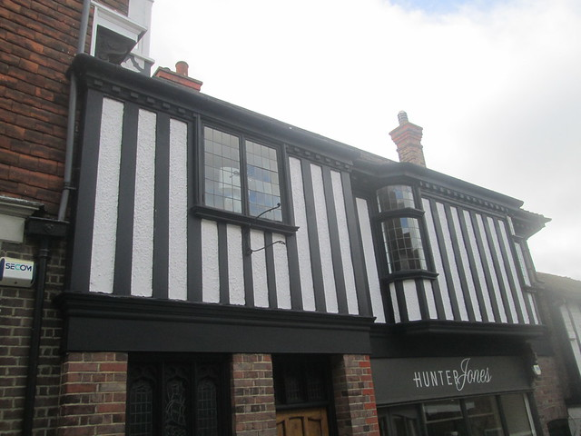 Timbered house, Rye