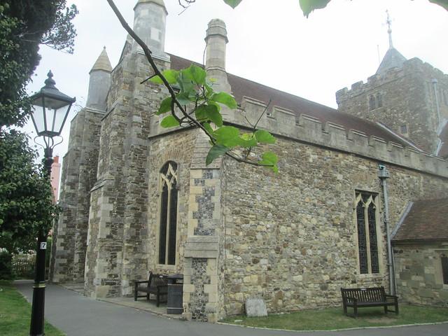 St Mary's Church, Rye
