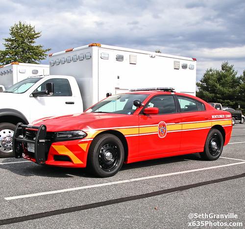 Montgomery County Fire & Rescue Photo