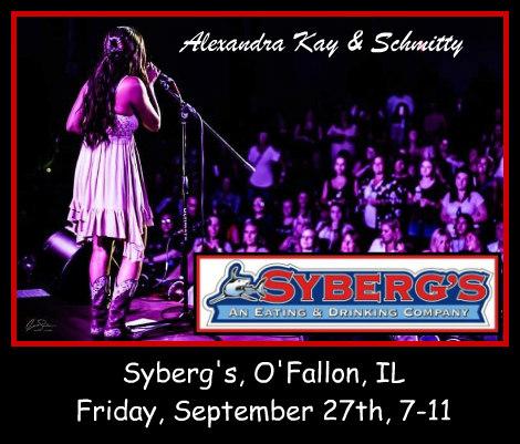 Alexandra Kay & Schmitty 9-27-19