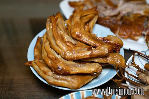 福記烤鴨麵
