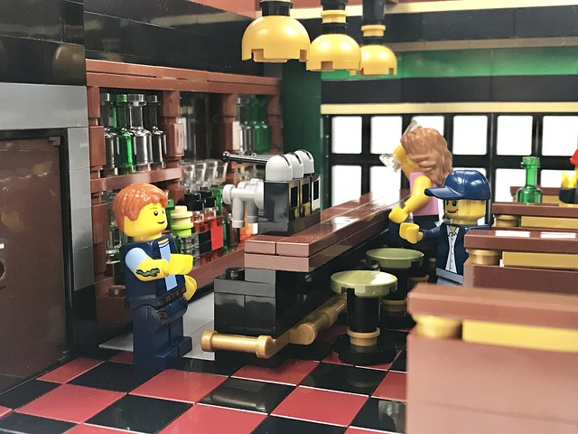 Backpacker's Inn and Irish Pub (Irish Pub Interior)