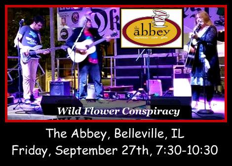 Wild Flower Conspiracy 9-27-19