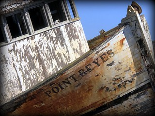 ashes to ashes, rust to rust...