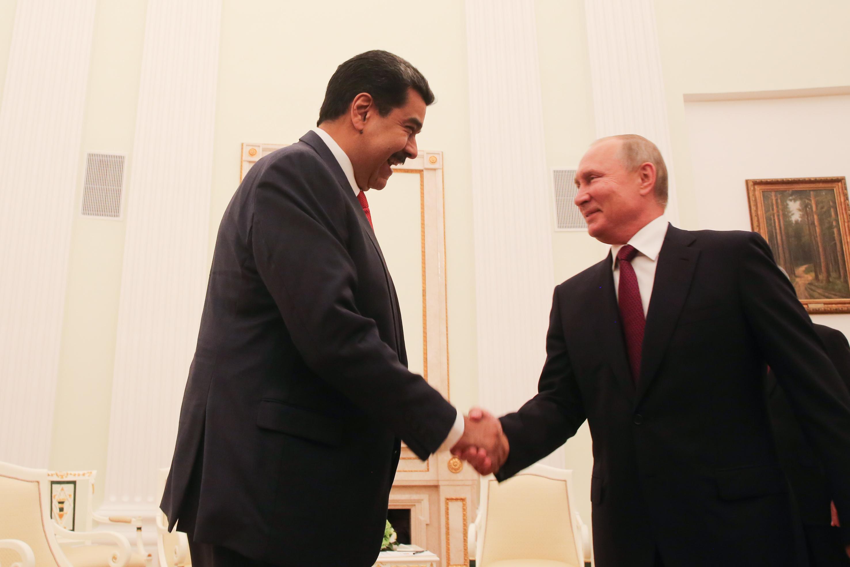Venezuela y Rusia ratifican cooperación en materia económica, tecnológica e industrial