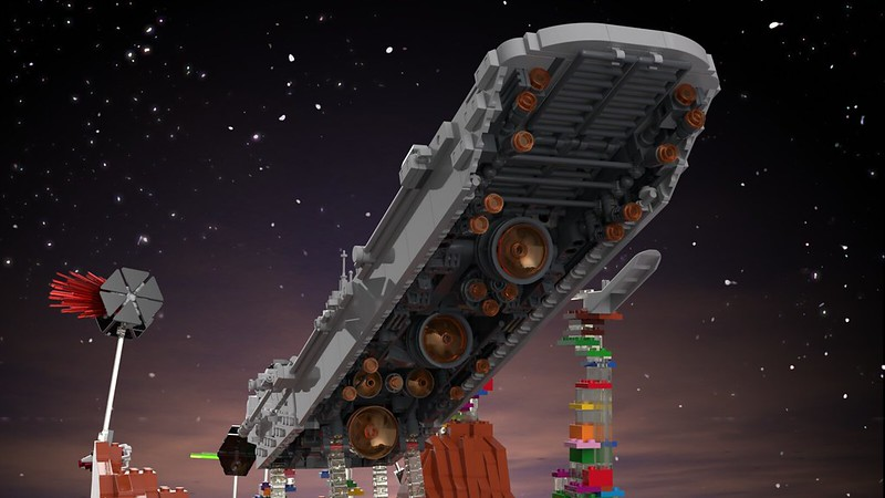 Engines - Separator-class Star Destroyer