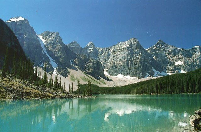 Canada - Banf National Park (Moraine Lake)