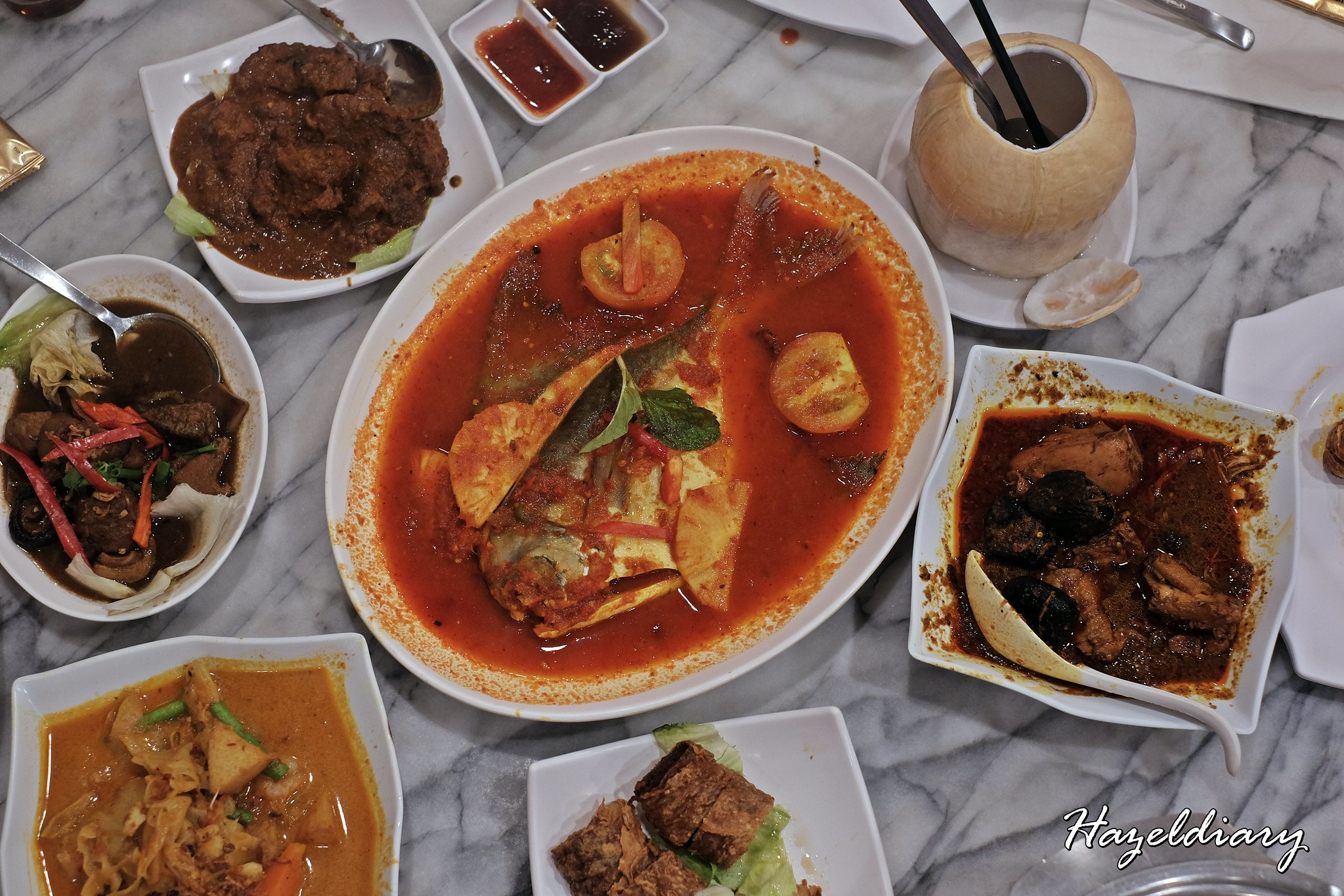 [SG EATS] Dinner At Guan Hoe Soon Restaurant – Peranakan Restaurant in Joo Chiat Place
