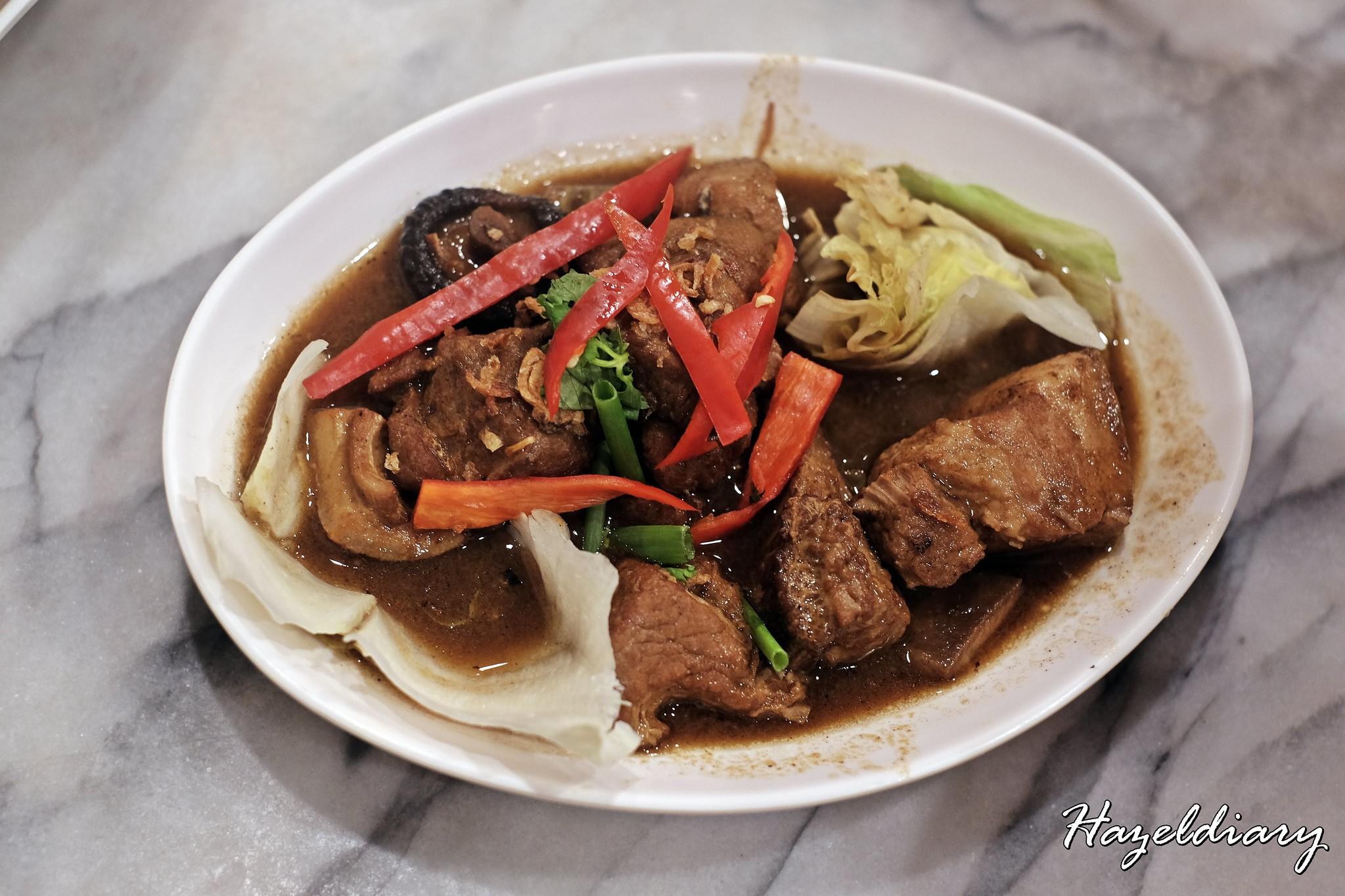 Guan Hoe Soon Restaurant-Peranakan Singapore