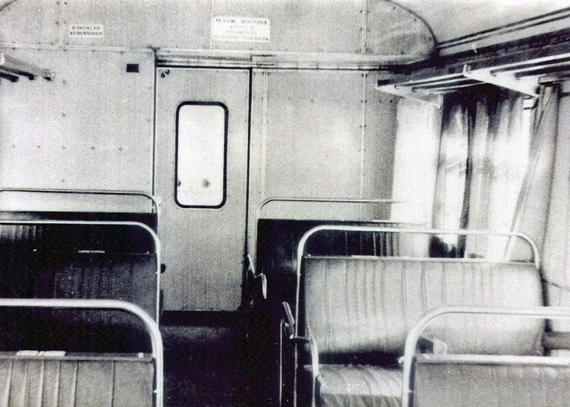 Interior MADW300-003. Foto : Alm. M.V.A Krishnamurti
