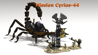 Mission Cyrius.1