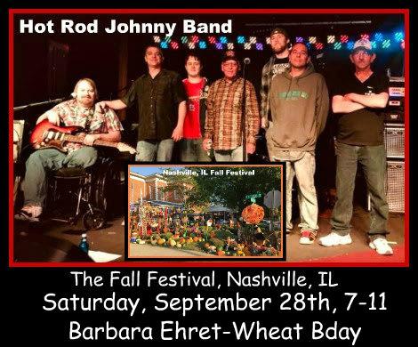 Hot Rod Johnny 9-28-19