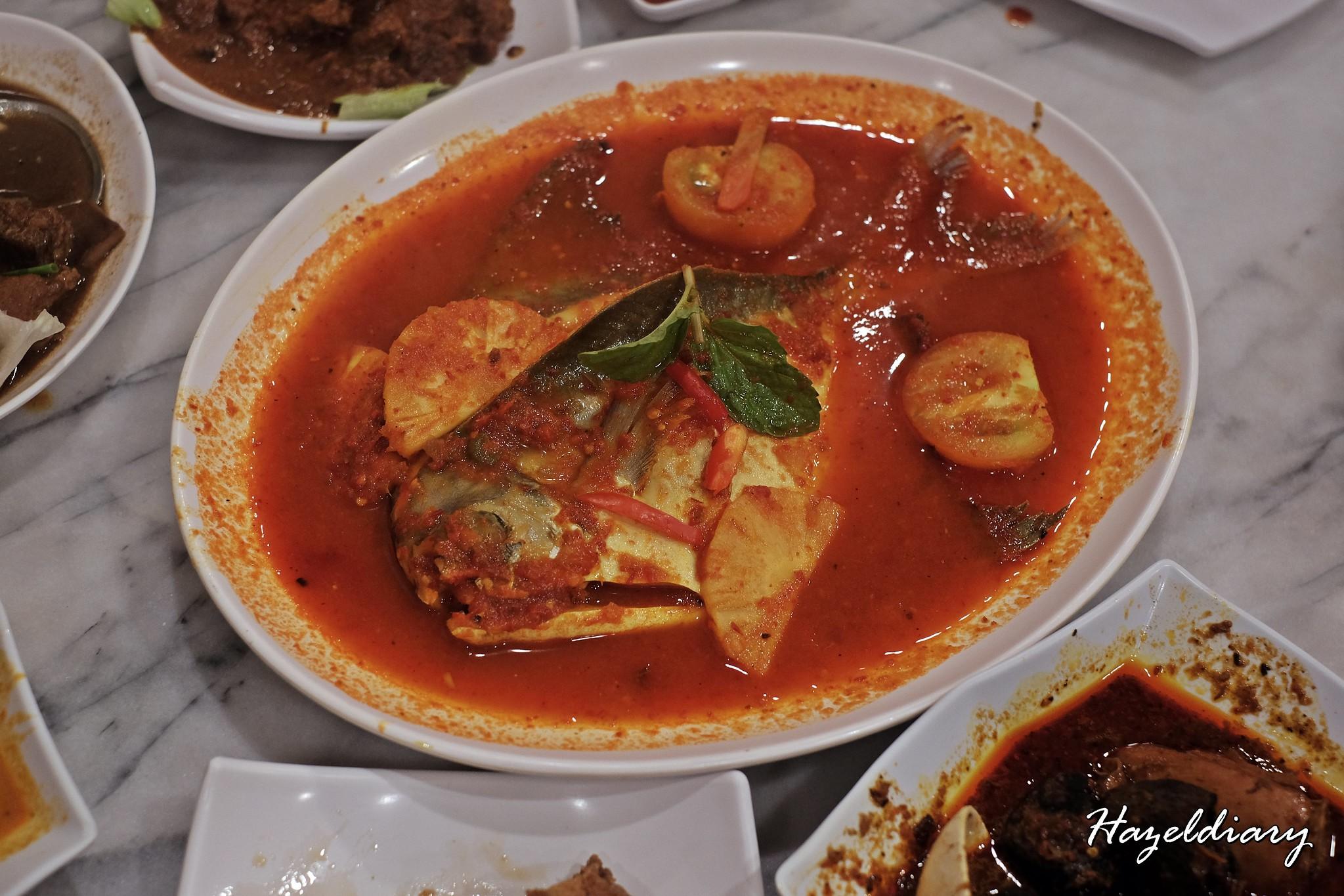 Guan Hoe Soon Restaurant-Peranakan -Ikan