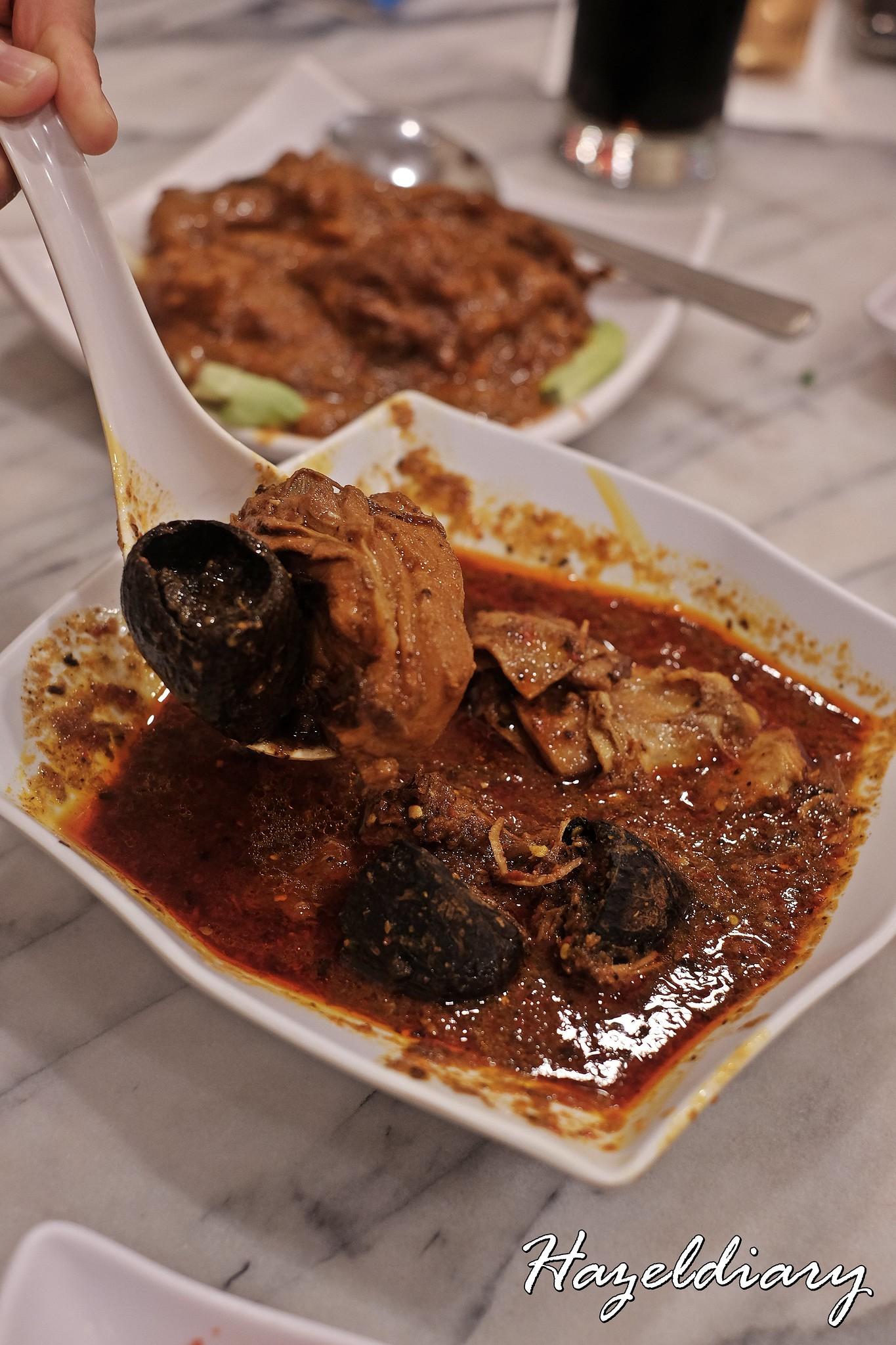 Guan Hoe Soon Restaurant-Peranakan Ayam Buah Keluak