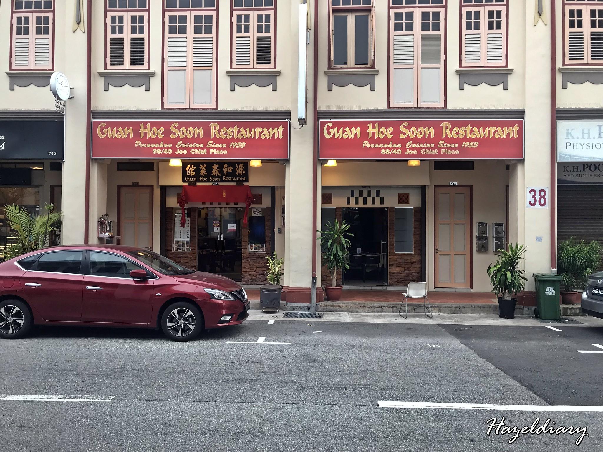 Guan Hoe Soon Restaurant-Peranakan Singapore-3