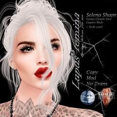 """Lupus Femina"" Selena Shape - Genus Classic Face"