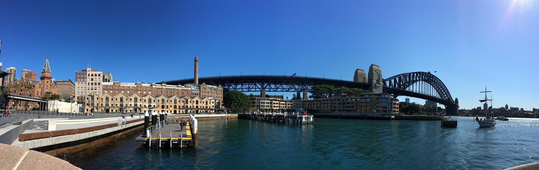 du lịch bụi Sydney