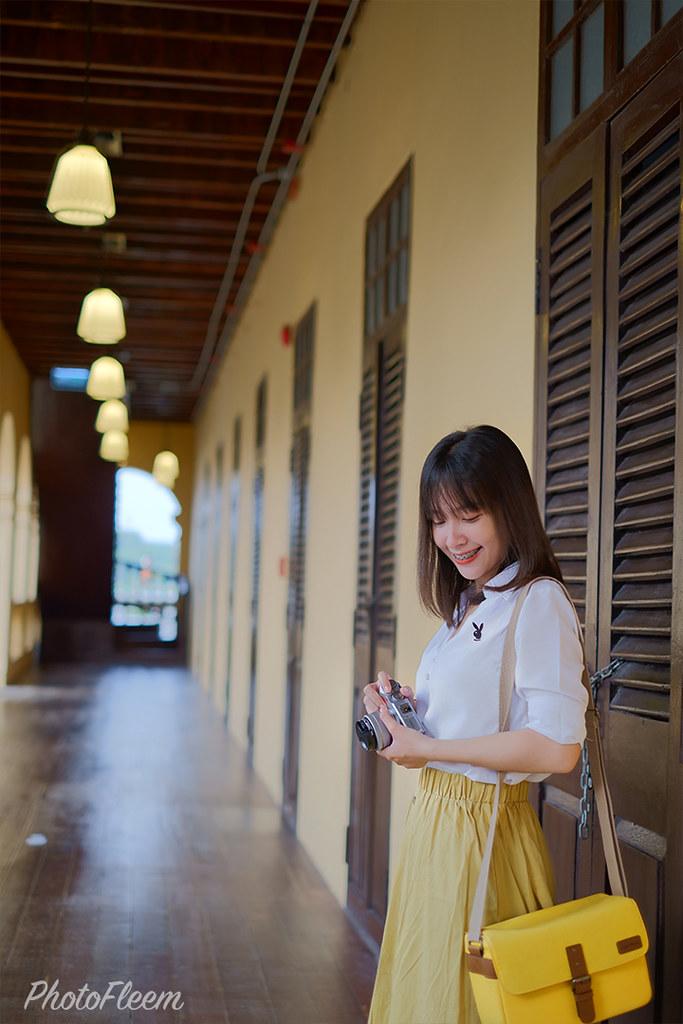 ภาพพรีวิวภาพถ่ายคน กล้อง Fujifilm X-A7 เลนส์ 35mm f1.4