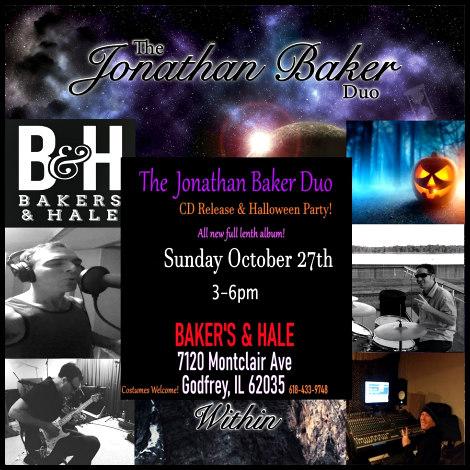 Jonathan Baker Duo 10-27-19