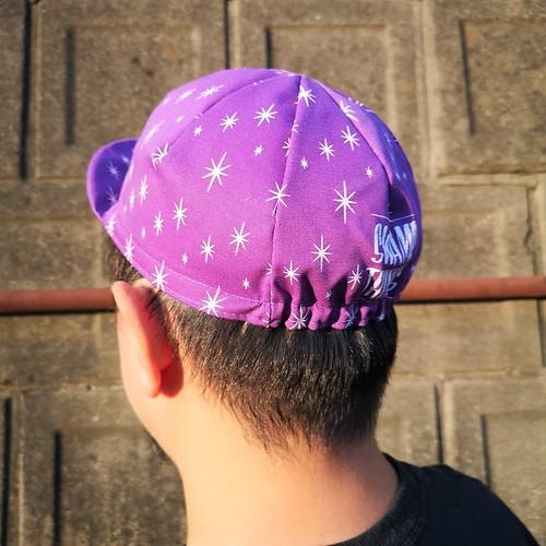 Swamp Sparkle Cap / Violet Indigo