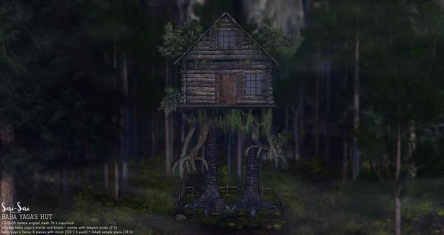 Sari-Sari - Baba Yaga's Hut