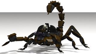 Scorpio Solo 4