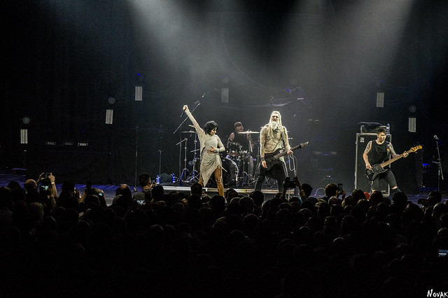 24.09.19 Evanescence