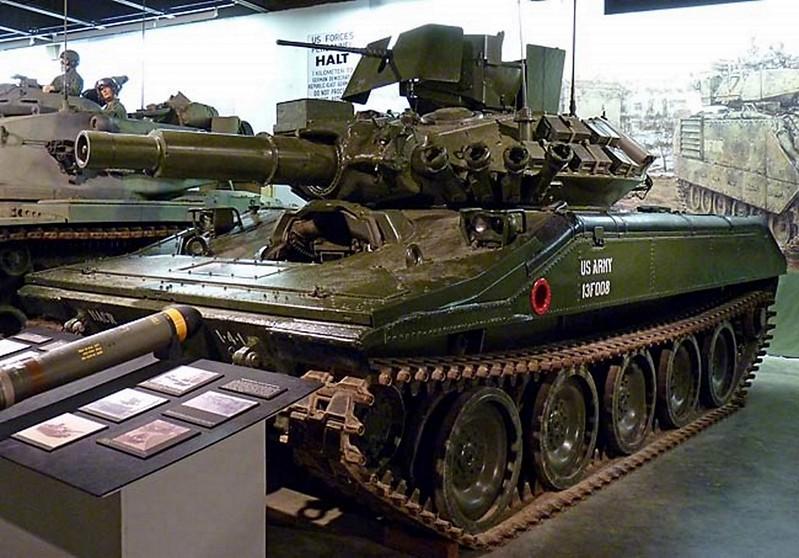 M551 Sheridan 2