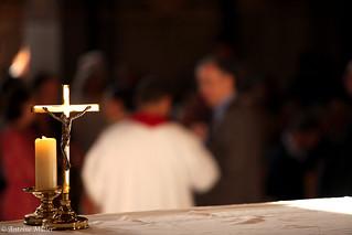Messe d'envoi en mission des LME