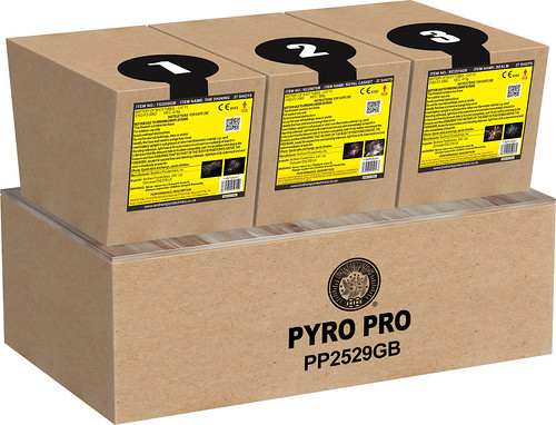 Pyro Pro 210 Shot Compound by Brothers Pyrotechnics