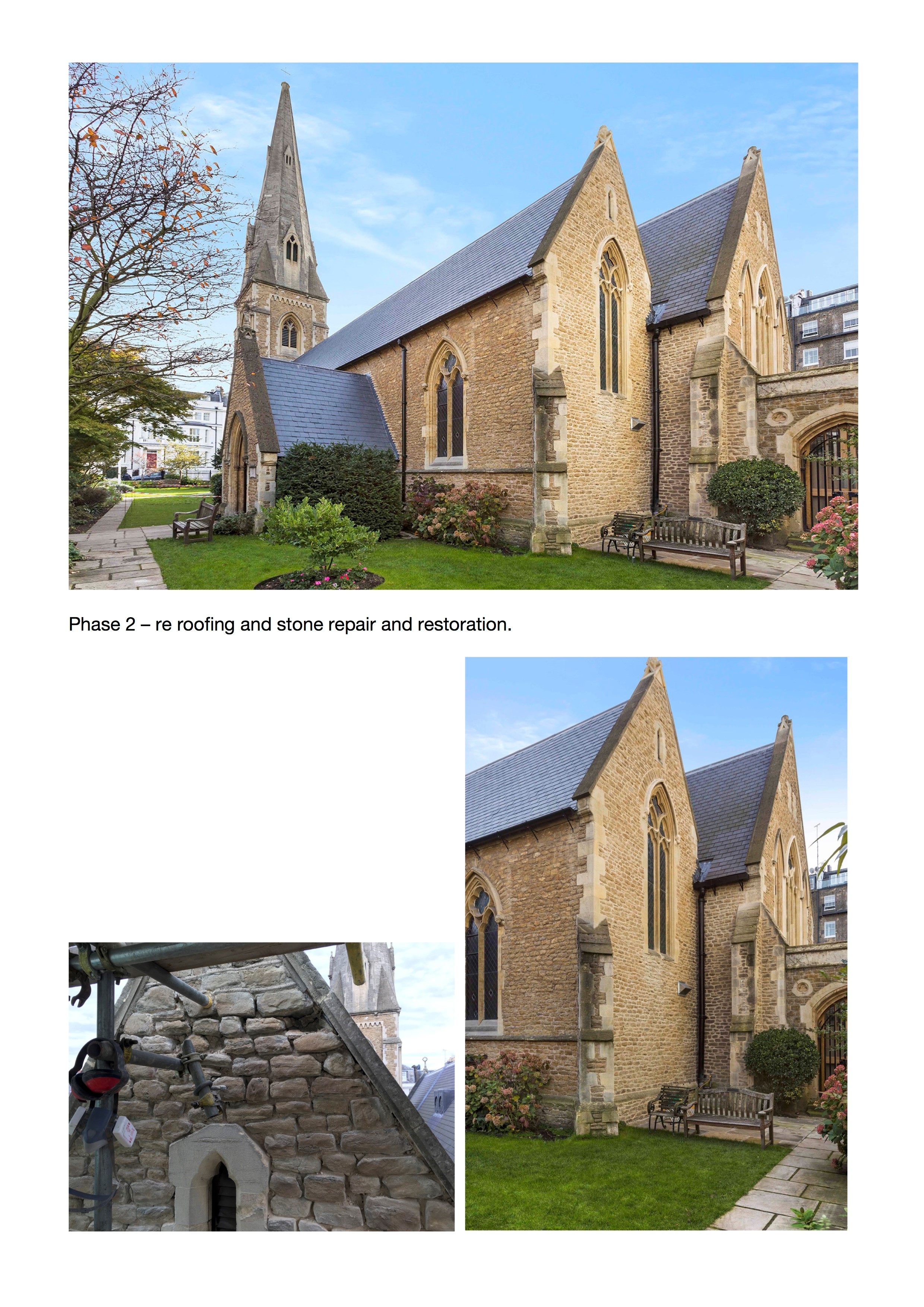 Presidents' Award 2019 Shortlist - Christ Church Kensington
