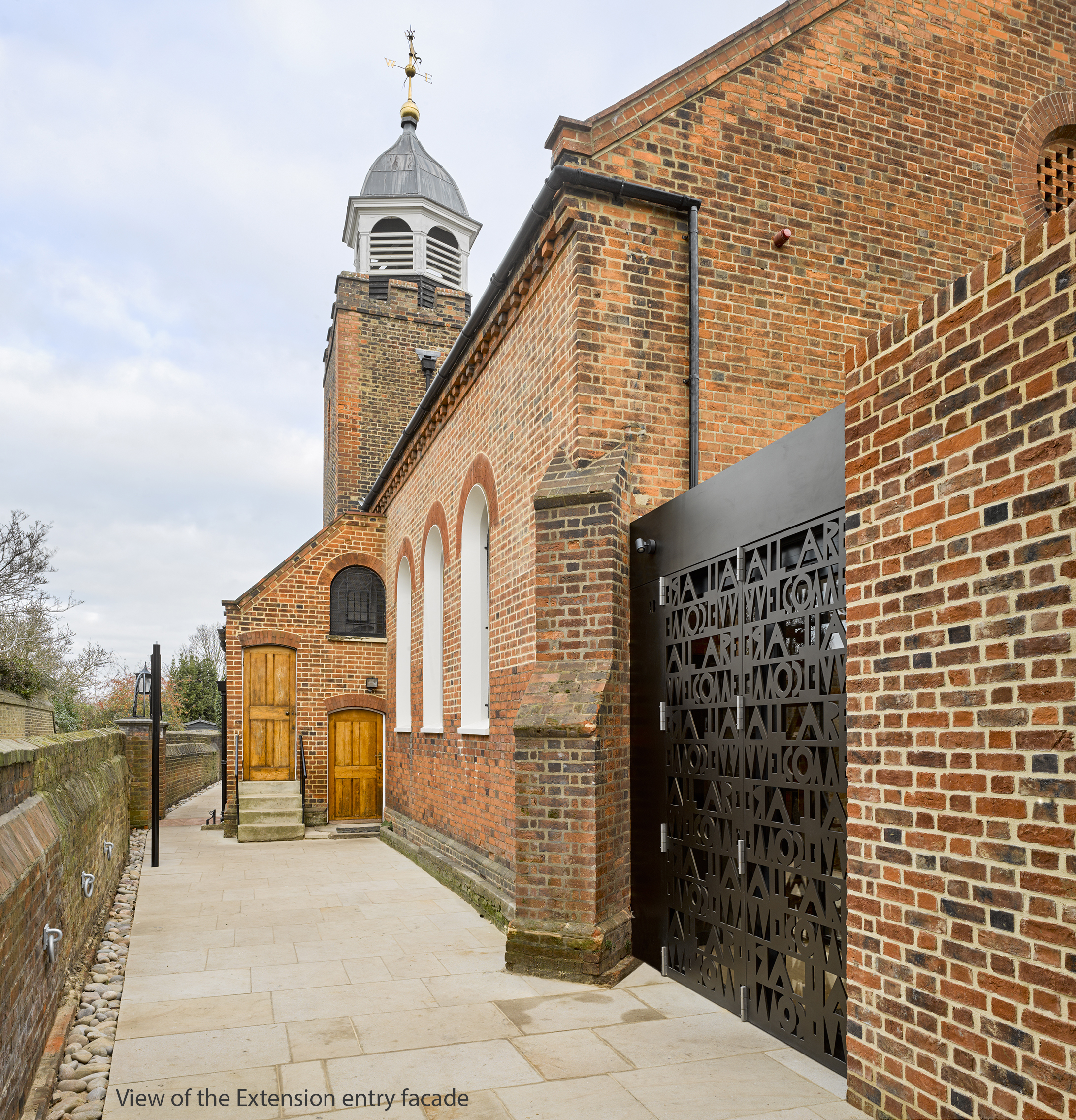 Presidents Award 2019 Shortlist - St Peter's church, Petersham