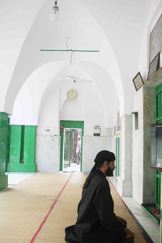 City Faith - Hazrat Nizamuddin's Chilla, Central Delhi