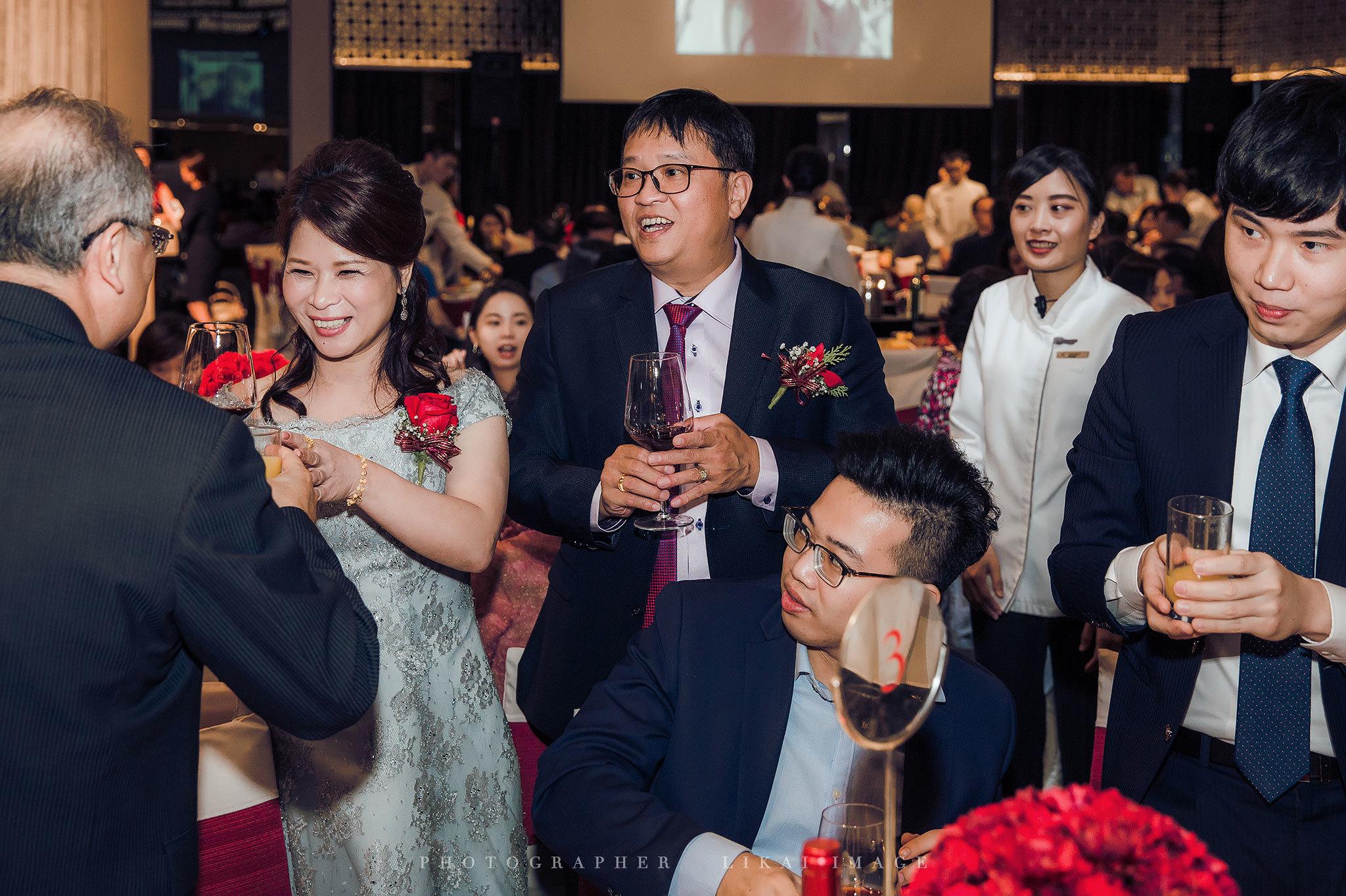 婚禮紀錄 - 菁姿 & 柏安 - 晶華酒店