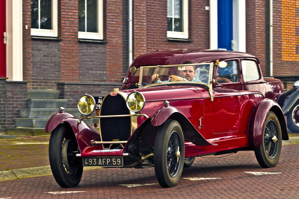 Bugatti T44 Roadster 1928 (8366)