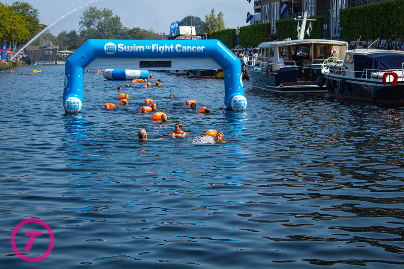 Swim to fight cancer Tilburg | Zondag 25 Augustus 2019