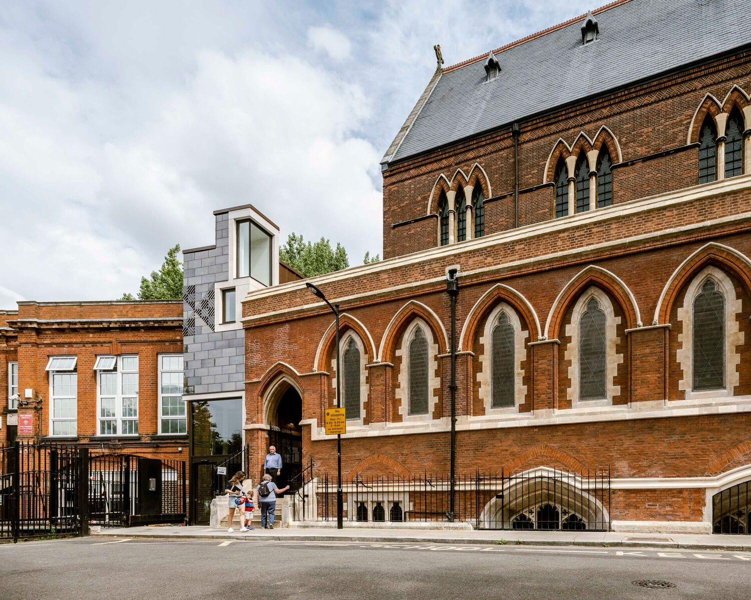 Presidents Award 2019 Shortlist  -            St Mary Magdalene's Church, Paddington