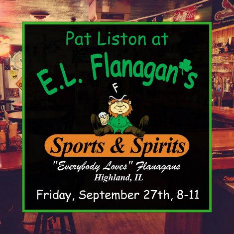 Pat Liston 9-27-19