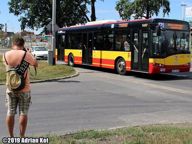 2014 Solaris Urbino 12 - MPK Wrocław #5437