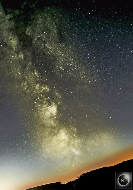 Milky Way from Oxfordshire 16/07/18